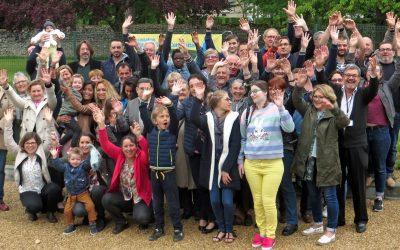 La rencontre 2018 à Meung sur Loire