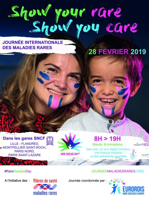 Journée des maladies rares: l'ANGC participe