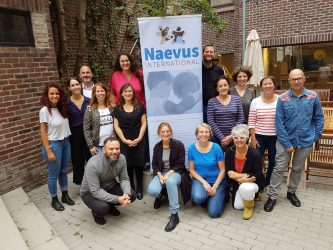 Naevus International: rencontre à Bruxelles les 11 et 12 septembre 2019